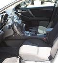 mazda mazda3 2010 white sedan i touring gasoline 4 cylinders front wheel drive automatic 07702