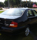 nissan altima 1999 black sedan gxe gasoline 4 cylinders front wheel drive automatic 07702