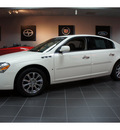 buick lucerne 2009 off white sedan cxl flex fuel 6 cylinders front wheel drive automatic 33870