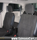 chrysler town and country 2011 silver van touring flex fuel 6 cylinders front wheel drive automatic 33912