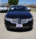 lincoln mks 2009 black sedan mks gasoline 6 cylinders front wheel drive automatic 76108