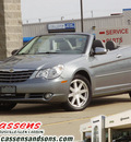 chrysler sebring 2008 silver limited gasoline 6 cylinders front wheel drive automatic 62034
