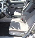 honda accord 2009 dk  gray sedan lx p gasoline 4 cylinders front wheel drive automatic 60007