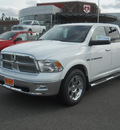 ram ram pickup 1500 2011 bright white clear laramie gasoline 8 cylinders 4 wheel drive 5 speed automatic 99212