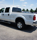 ford f 250 super duty 2012 oxford wht biodiesel 8 cylinders 4 wheel drive shiftable automatic 46168