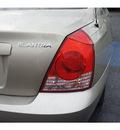 hyundai elantra 2006 beige sedan gls gasoline 4 cylinders front wheel drive automatic 07712