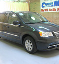 chrysler town and country 2011 charcoal van touring flex fuel 6 cylinders front wheel drive automatic 44883