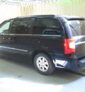 chrysler town and country 2011 blackberry van touring flex fuel 6 cylinders front wheel drive automatic 44883