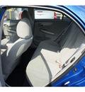 toyota corolla 2010 blue sedan le gasoline 4 cylinders front wheel drive automatic 08016