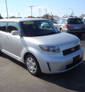 scion xb 2010 silver wagon gasoline 4 cylinders front wheel drive automatic 45324