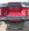 ford f 150 2011 red lariat 4x4 flex fuel 8 cylinders 4 wheel drive automatic 62863
