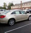 chrysler sebring 2010 gold sedan limited gasoline 6 cylinders front wheel drive automatic with overdrive 08844