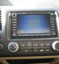 honda civic 2008 tan sedan ex l gasoline 4 cylinders front wheel drive automatic 13502