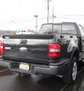 ford f 150 2007 black rental flareside fx4 gasoline 8 cylinders 4 wheel drive automatic with overdrive 08902