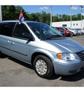 chrysler town and country 2006 blue van gasoline 6 cylinders front wheel drive automatic 08812