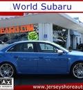 audi rs4 2007 mugello blue sedan gasoline 8 cylinders all whee drive 6 speed manual 07701