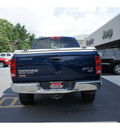 dodge ram pickup 2500 2004 blue laramie gasoline 8 cylinders 4 wheel drive automatic with overdrive 08844