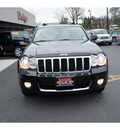 jeep grand cherokee 2009 black suv overland gasoline 8 cylinders 4 wheel drive automatic with overdrive 08844