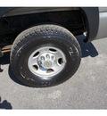 chevrolet silverado 2500hd 2003 light pewter pickup truck diesel 8 cylinders 4 wheel drive automatic 07712