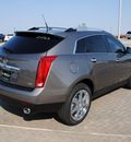 cadillac srx 2012 mocha stee suv premium collection flex fuel 6 cylinders front wheel drive automatic 76087