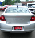 dodge avenger 2011 silver sedan mainstreet gasoline 4 cylinders front wheel drive automatic 80301
