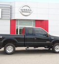 ford f 250 super duty 2004 black xlt fx4 off rd diesel 8 cylinders 4 wheel drive 4 speed with overdrive 99301