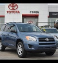 toyota rav4 2011 blue suv base gasoline 4 cylinders 4 wheel drive 4 speed automatic 46219