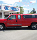 ford f 350 super duty 1999 red pickup truck diesel 8 cylinders rear wheel drive automatic with overdrive 98901