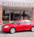 chevrolet cobalt 2010 flame red sedan ls xfe gasoline 4 cylinders front wheel drive 5 speed manual 99336