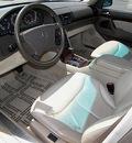 mercedes benz s500 1995 silver sedan gasoline v8 rear wheel drive automatic 81212