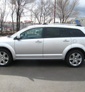 dodge journey 2011 silver lux flex fuel 6 cylinders all whee drive automatic 80301