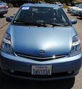 toyota prius 2007 lt  blue hatchback touring hybrid 4 cylinders front wheel drive automatic 94010