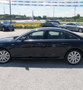 audi a6 2012 black sedan prestige gasoline 6 cylinders all whee drive automatic 46410
