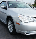 chrysler sebring 2010 silver touring flex fuel 6 cylinders front wheel drive automatic 33021