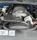chevrolet silverado 1500 2004 blue pickup truck ls gasoline 8 cylinders rear wheel drive automatic 92882