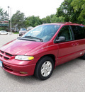 dodge grand caravan 1997 red van se gasoline 6 cylinders front wheel drive 4 speed automatic 55321