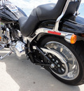 harley davidson fxstc 2008 black softail custom 2 cylinders 6 speed 45342