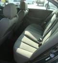 hyundai sonata 2009 dark gray sedan gls v6 gasoline 6 cylinders front wheel drive shiftable automatic 45342