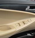 hyundai sonata 2011 red sedan gls gasoline 4 cylinders front wheel drive automatic 28805