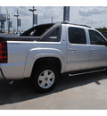 chevrolet avalanche 2011 silver lt flex fuel 8 cylinders 2 wheel drive 6 spd auto 77090