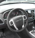 chrysler 200 2011 brilliant black cry sedan s flex fuel 6 cylinders front wheel drive shiftable automatic 99212