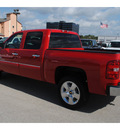 chevrolet silverado 1500 2011 red lt flex fuel 8 cylinders 2 wheel drive 6 spd auto 77090