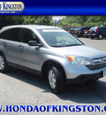 honda cr v 2008 gray suv ex gasoline 4 cylinders all whee drive automatic 12401