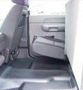 gmc sierra 3500hd 2011 silver work truck diesel 8 cylinders 2 wheel drive not specified 44024