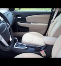 chrysler 200 2011 white sedan touring gasoline 4 cylinders front wheel drive not specified 44024