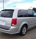 dodge grand caravan 2011 silver van express flex fuel 6 cylinders front wheel drive not specified 44024