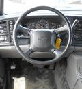 chevrolet suburban 1500 2002 lt  gray suv lt flex fuel 8 cylinders 4 wheel drive automatic 55811
