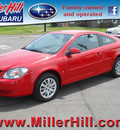 chevrolet cobalt 2009 red coupe lt gasoline 4 cylinders front wheel drive automatic 55811
