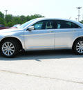 chrysler 200 2011 silver sedan touring gasoline 4 cylinders front wheel drive automatic 45840