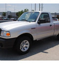 ford ranger 2011 silver xl gasoline 4 cylinders 2 wheel drive 5 speed automatic 77388